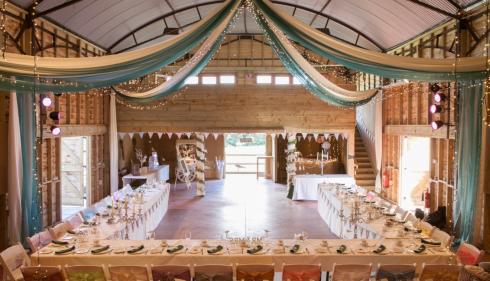 TULLEYS farm venue
