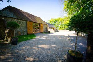 Cissbury Barn