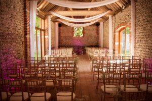 Cissbury licensed wedding venue