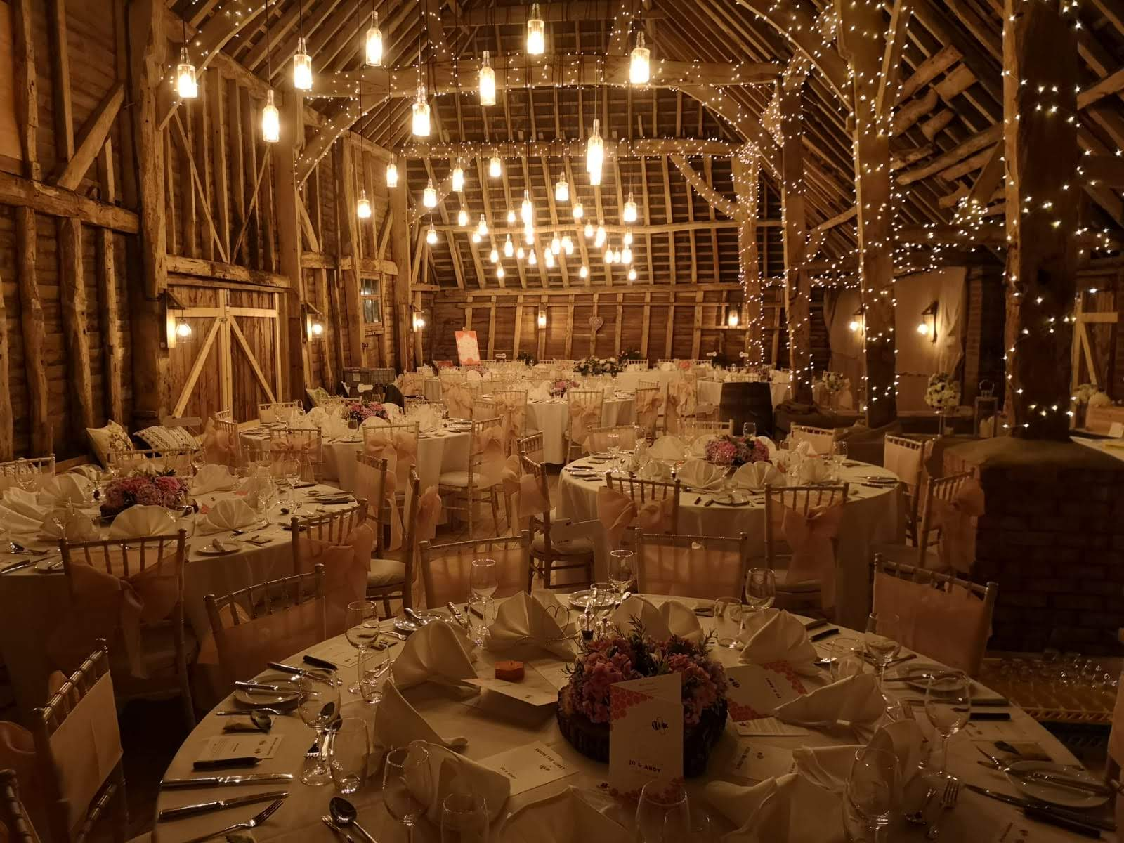 Southlands Barn wedding Sussex